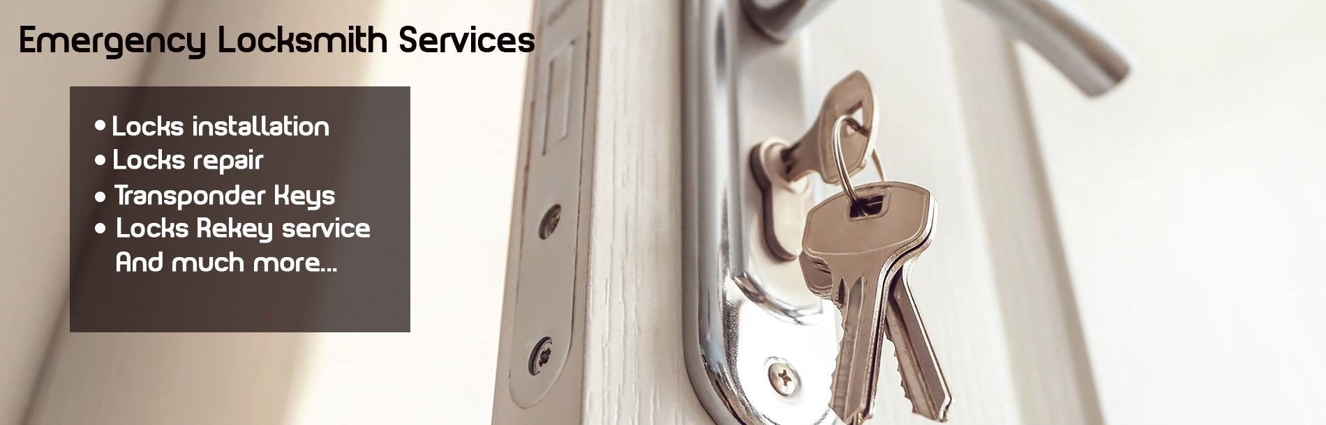 Seattle Emerald Locksmith Seattle, WA 206-408-8180